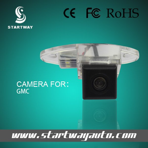 CAR REARVIEW CAMERA FOR GMC
