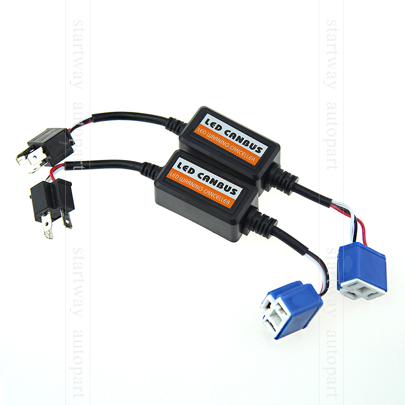 <b>LED Headlight Error Canceller</b>